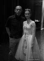 Natalia Gubanova (Moscow Ballet) ARCO IRIS AZUL